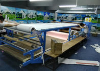 Cina 170cm Large Format Sublimation Roll Heat Press Machine CE Approve distributor